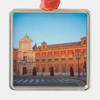 Palacio de Telmo in Seville, Spain seat of Metal Ornament