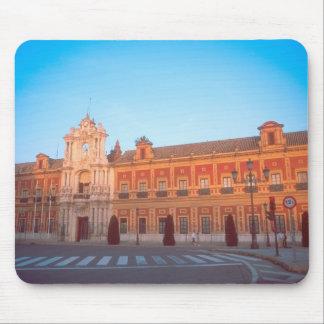 Palacio de Telmo in Seville, Spain seat of Mouse Pad