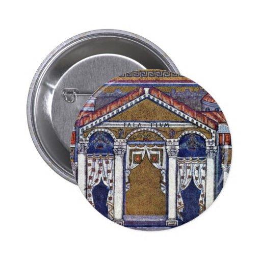 Palacio de Theodoric de Meister Von San Apollinare Pin