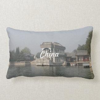 Palacio de verano almohadas