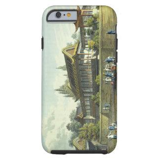 Palacio de verano del emperador, enfrente de la funda resistente iPhone 6