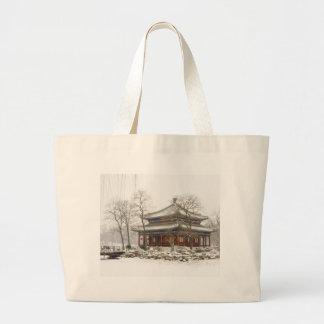 Palacio de verano viejo de Pekín Bolsa De Mano