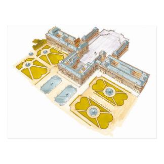 Palacio de Versalles. Francia Tarjetas Postales