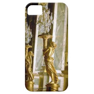Palacio de Versalles Pasillo de la estatua de oro iPhone 5 Fundas