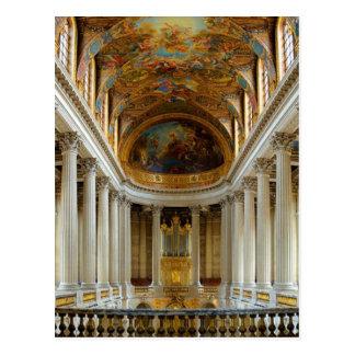 Palacio de Versalles Postal