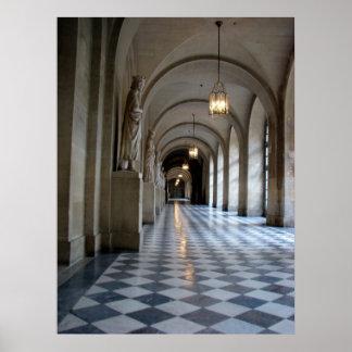 Palacio de Versalles Póster