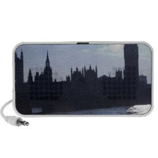 Palacio de Westminster - casas del parlamento Altavoz