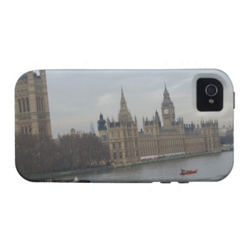 Palacio de Westminster iPhone 4/4S Fundas