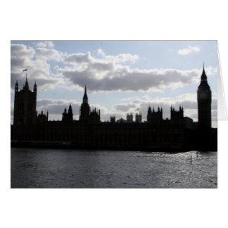 palacio de Westminster Felicitaciones