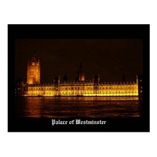 Palacio de Westminster Postales