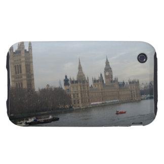 Palacio de Westminster Tough iPhone 3 Cárcasas