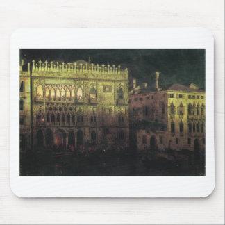 Palacio del d'Ordo de ka en Venecia por claro de Tapete De Raton