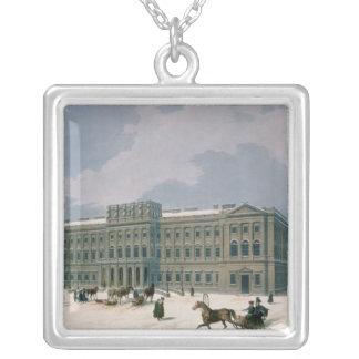 Palacio del duque magnífico de Leuchtenberg Collar Plateado