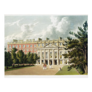 Palacio del Hampton Court, 'de la historia del Roy Tarjetas Postales
