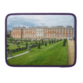 Palacio del Hampton Court, Londres - manga de Funda Para Macbooks