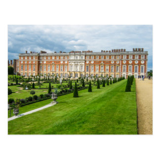 Palacio del Hampton Court, Londres - postal