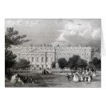 Palacio del Hampton Court Tarjeta