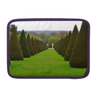 Palacio del jardín de Versalles en la Funda Para Macbook Air
