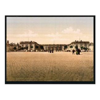 Palacio del Trianon magnífico, cl de Versalles, Fr Postales