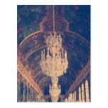 Palacio del Versalles-pasillo de espejos Postales