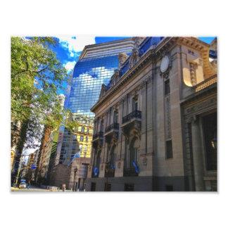 Palacio en Buenos Aires, la Argentina Fotografías