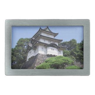 Palacio imperial de Japón Hebillas Cinturón Rectangulares