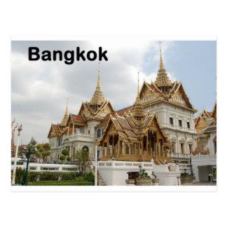 Palacio magnífico de Tailandia Bangkok (nuevo) Tarjetas Postales