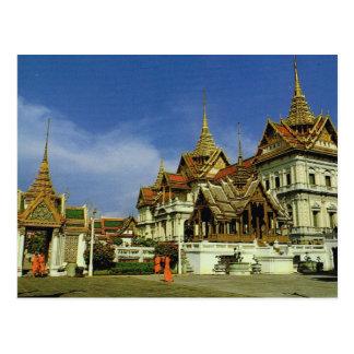 Palacio magnífico de Tailandia, Bangkok Tarjeta Postal