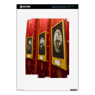 Palacio Moika de Rasputin Yusupov iPad 3 Pegatina Skin