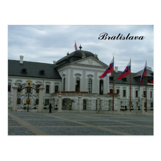 Palacio presidencial postal