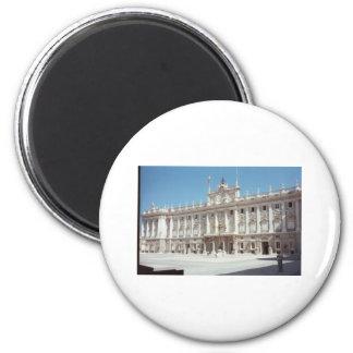 Palacio real, Madrid Imán Para Frigorifico