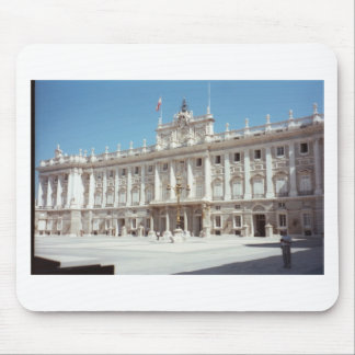 Palacio Real, Madrid Mouse Pad