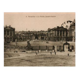 Palacio Trianon magnífico Francia 1920 de Tarjeta Postal