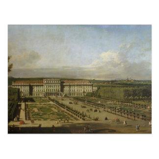 Palacio y jardines, 1759-61 de Schonbrunn Postales