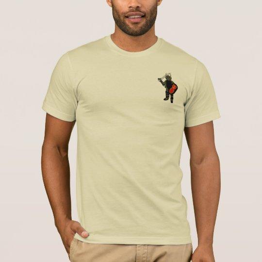 Paladin Bomb Suit T-Shirt