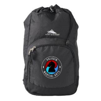 Paladin Drawstring Close Backpack