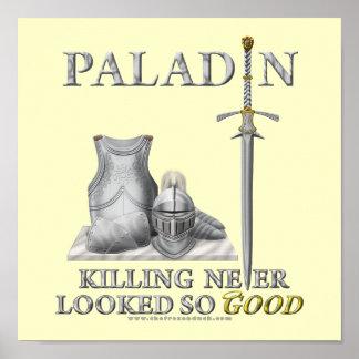 Paladín: El matar nunca parecido tan bueno Poster