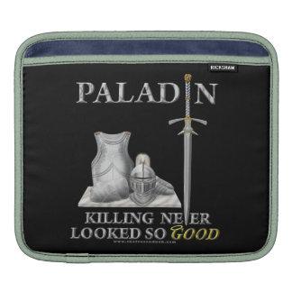 Paladin: Killing Never Looked So Good iPad Sleeves