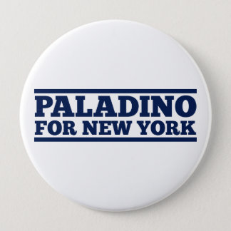 Paladino for New York Pinback Button