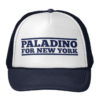 Paladino for New York Trucker Hat