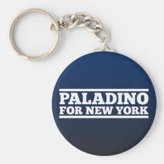 Paladino para Nueva York Llavero Personalizado