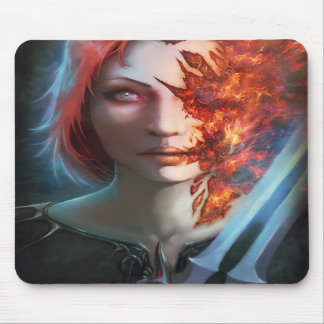 Paladins: The Broken Pieces Mouse Pad