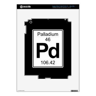 Paladio - Palladium iPad 3 Skin