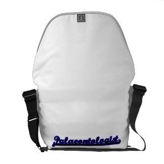 Palaeontologist Classic Job Design Courier Bags