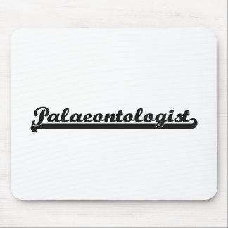 Palaeontologist Classic Job Design Mouse Pad