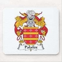 Palafox Family Crest Mousepad
