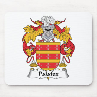 Palafox Family Crest Mouse Pad