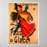 Palais de Glace 1896 ~ Vintage Print