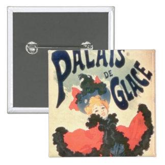 Palais de Glace, campeones Elysees, París, 1894 (c Pin Cuadrado