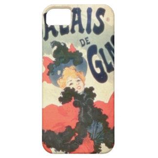 Palais de Glace, Champs Elysees, Paris, 1894 (colo iPhone SE/5/5s Case